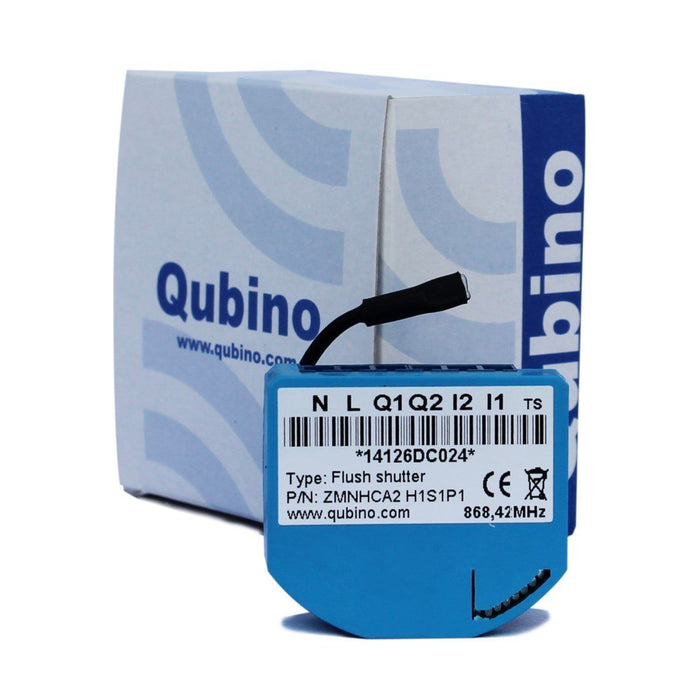Z-Wave Qubino Flush Shutter Migration_Blind and Curtain Control Qubino