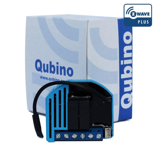 Z-Wave Qubino Flush Shutter Plus Migration_Blind and Curtain Control Qubino