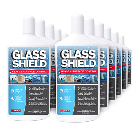 12-Pack Glass Shield - 16 oz