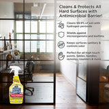 Invisible Shield Multi-Surface Cleaner, Deodorizer & Protector - 25 oz - 3 Pack #57803