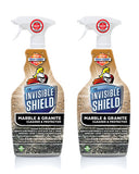 Invisible Shield® Marble & Granite Cleaner & Protectant - 25 oz - 2 Pack #57834