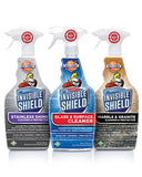 Invisible Shield® Granite, Glass & Stainless Steel Cleaner Combo Pack - 25 oz - 3 Pack #57674