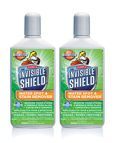 Invisible Shield® Water Spot & Stain Remover - 10 oz - 2 Pack #13142