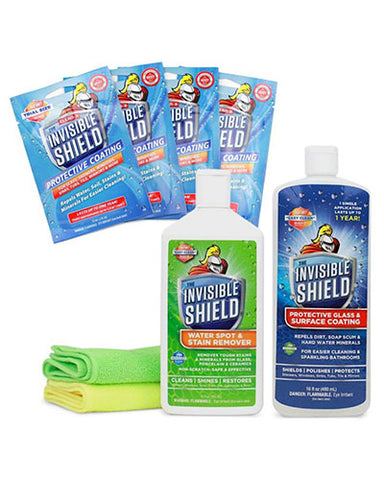 Invisible Shield® Glass Cleaner/Protector - 8 Piece Bundle #57490