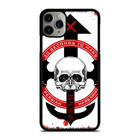 30 SECONDS TO MARS iPhone 5/5S/SE 5C 6/6S 7 8 Plus X/XS Max XR Case Cover