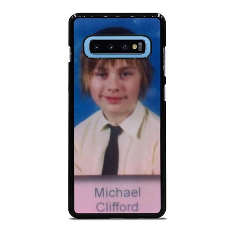 5SOS MICHAEL CLIFFORD Samsung Galaxy S10 Plus Case - Best Custom Phone Cover Cool Personalized Design
