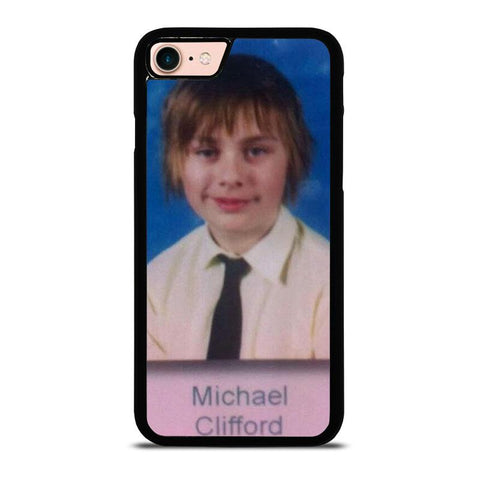 5SOS-MICHAEL-CLIFFORD-iphone-8-case-cover