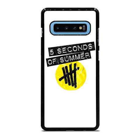 5 SECONDS OF SUMMER 2 5SOS Samsung Galaxy S10 Plus Case - Best Custom Phone Cover Cool Personalized Design