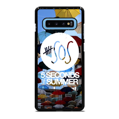5 SECONDS OF SUMMER 4 5SOS Samsung Galaxy S10 Plus Case - Best Custom Phone Cover Cool Personalized Design