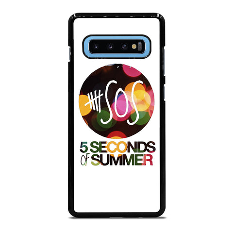 5 SECONDS OF SUMMER 5 5SOS Samsung Galaxy S10 Plus Case - Best Custom Phone Cover Cool Personalized Design