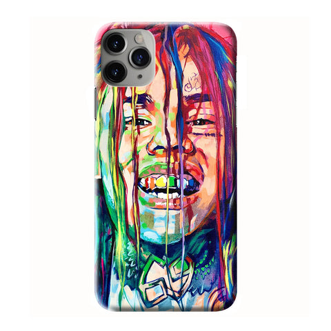 6IX9INE SIX NINE iPhone 6/6S 7 8 Plus X/XS XR 11 Pro Max 3D Case - Cool Custom Cover Personalized Design