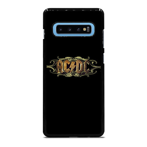 ACDC BAND AC DC Samsung Galaxy S10 Plus Case - Best Custom Phone Cover Cool Personalized Design