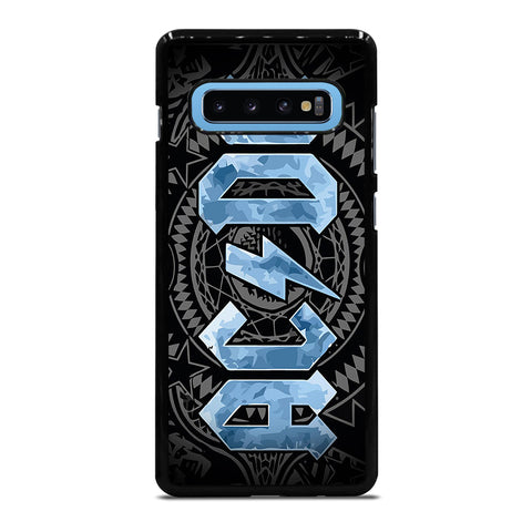 ACDC Samsung Galaxy S10 Plus Case - Best Custom Phone Cover Cool Personalized Design