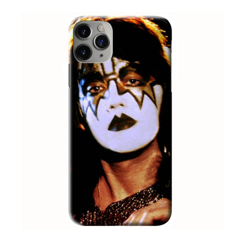 ACE FREHLEY KISS BAND iPhone 6/6S 7 8 Plus X/XS XR 11 Pro Max 3D Case - Cool Custom Cover Personalized Design