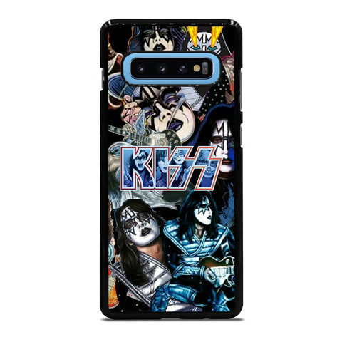 ACE FREHLEY KISS BAND COLLAGE-samsung-galaxy-s10-plus-case-cover