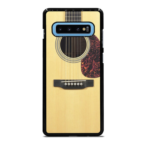 ACOUSTIC GUITAR Samsung Galaxy S10 Plus Case - Best Custom Phone Cover Cool Personalized Design