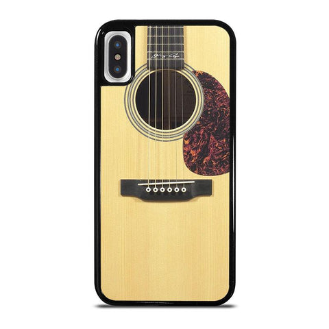 ACOUSTIC-GUITAR-iphone-x-case-cover