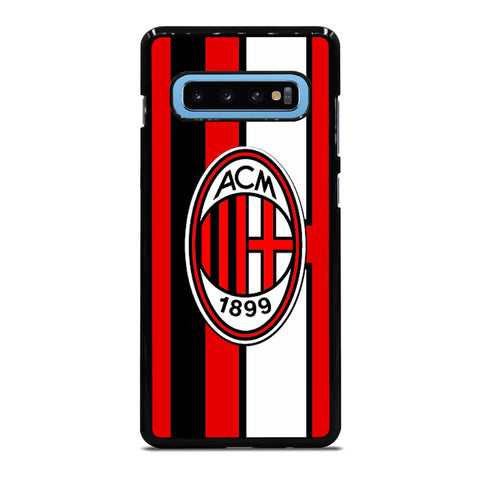 AC MILAN FOOTBALL CLUB Samsung Galaxy S10 Plus Case - Best Custom Phone Cover Cool Personalized Design