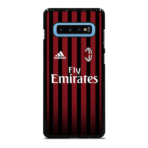 AC MILAN JERSEY LOGO Samsung Galaxy S10 Plus Case - Best Custom Phone Cover Cool Personalized Design