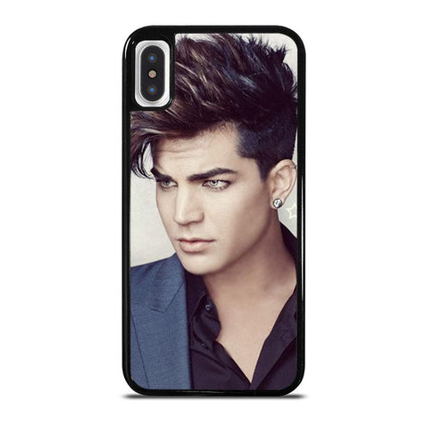 ADAM-LAMBERT-iphone-x-case-cover