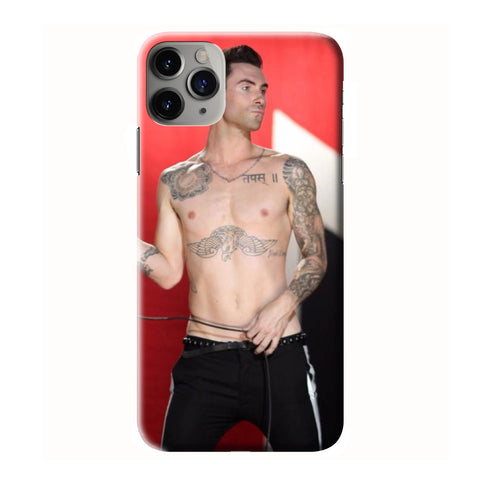 ADAM LEVINE iPhone 6/6S 7 8 Plus X/XS XR 11 Pro Max 3D Case - Cool Custom Cover Personalized Design