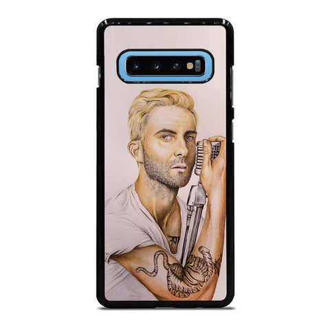 ADAM LEVINE Maroon 5 Samsung Galaxy S10 Plus Case - Best Custom Phone Cover Cool Personalized Design