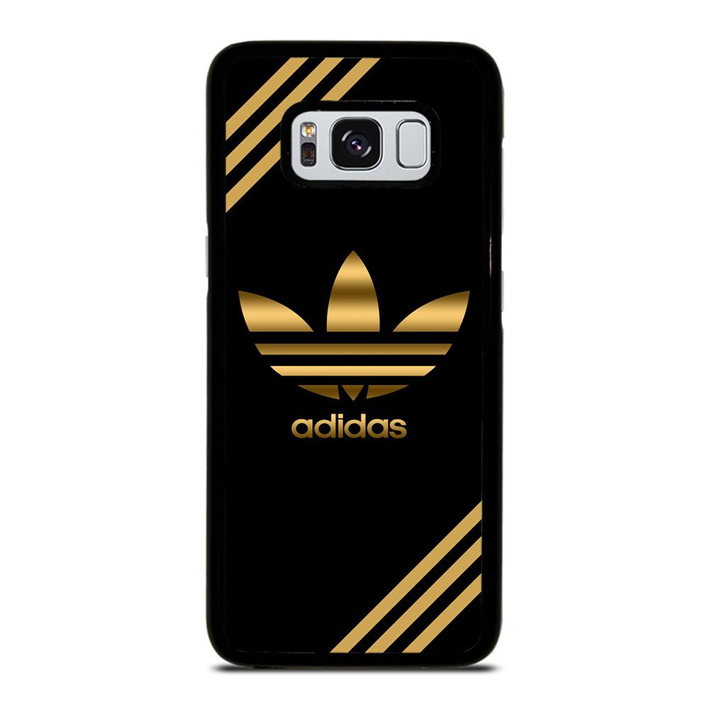 best authentic f6d80 f148f ADIDAS GOLD Samsung Galaxy S8 Case Cover - Favocase
