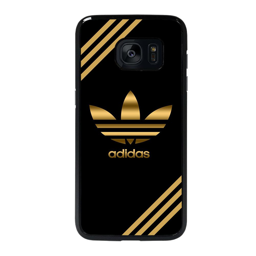 on sale ae323 8b3f1 ADIDAS GOLD Samsung Galaxy S7 Edge Case Cover - Favocase