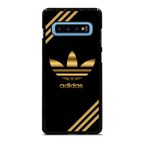 ADIDAS GOLD Samsung Galaxy S10 Plus Case - Best Custom Phone Cover Cool Personalized Design