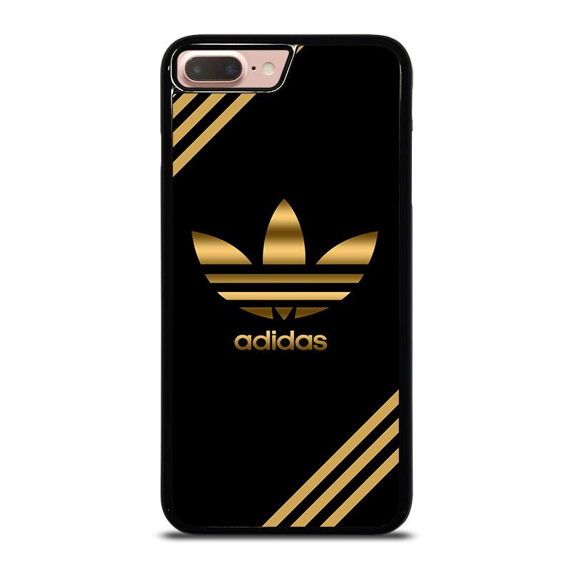 on sale acfbb 1fc49 ADIDAS GOLD iPhone 8 Plus Case Cover - Favocase