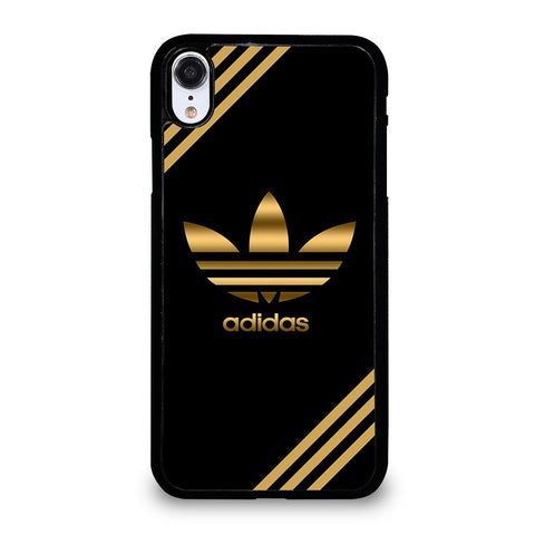 ADIDAS GOLD-iphone-xr-case-cover