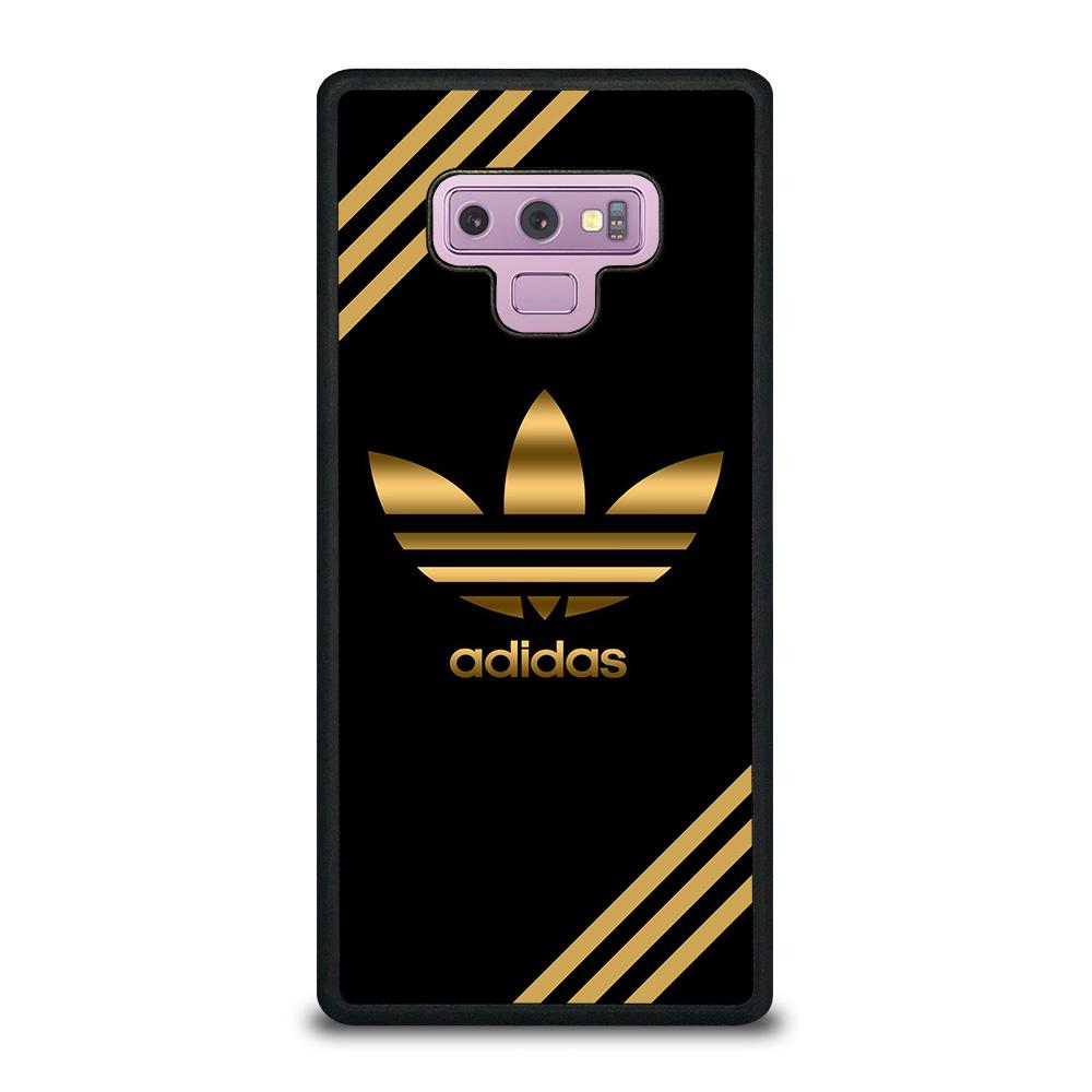 on sale 4a3e0 ad1e9 ADIDAS GOLD Samsung Galaxy Note 9 Case Cover - Favocase