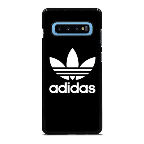 ADIDAS LOGO BLACK WHITE Samsung Galaxy S10 Plus Case - Best Custom Phone Cover Cool Personalized Design