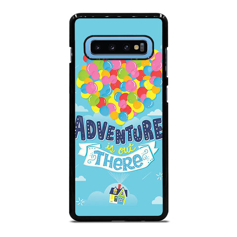 ADVENTURE IS OUT THERE UP Samsung Galaxy S10 Plus Case - Best Custom Phone Cover Cool Personalized Design