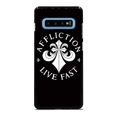 AFFLICTION Samsung Galaxy S10 Plus Case - Best Custom Phone Cover Cool Personalized Design