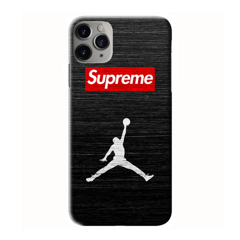 AIR JORDAN SUPREME iPhone 6/6S 7 8 Plus X/XS XR 11 Pro Max 3D Case - Cool Custom Cover Personalized Design