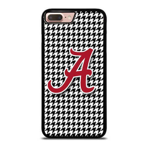 ALABAMA-HOUNDSTOOTH-CRIMSON-TIDE-iphone-8-plus-case-cover