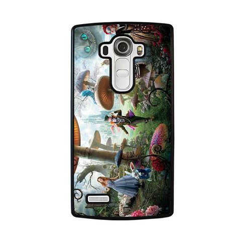 ALICE-IN-WONDERLAND-Disney-lg-g4-case-cover