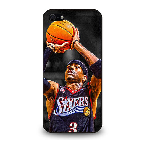 ALLEN-IVERSEN-76ERS-iphone-5-5s-case-cover