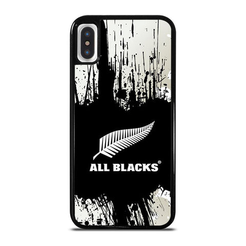 ALL BLACKS NEW ZEALAND ART-iphone-x-case-cover