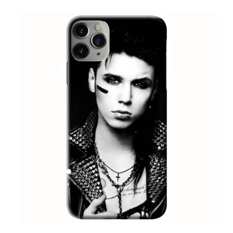 ANDY BIERSACK COOL iPhone 6/6S 7 8 Plus X/XS XR 11 Pro Max 3D Case - Cool Custom Cover Personalized Design