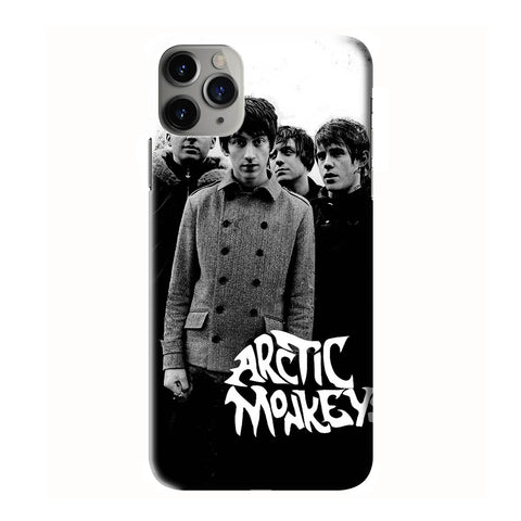 ARCTIC MONKEYS  iPhone 6/6S 7 8 Plus X/XS XR 11 Pro Max 3D Case - Cool Custom Cover Personalized Design
