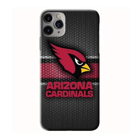 ARIZONA CARDINALS LOGO iPhone 6/6S 7 8 Plus X/XS XR 11 Pro Max 3D Case - Cool Custom Cover Personalized Design