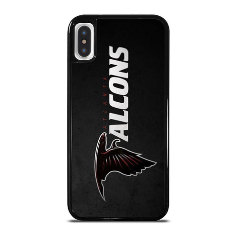 ATLANTA FALCONS LOGO-iphone-x-case-cover