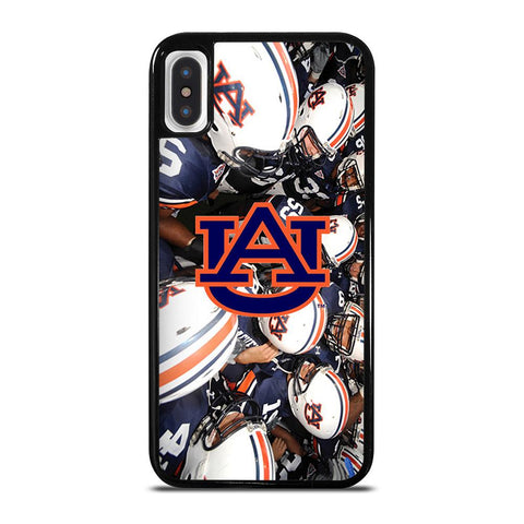 AUBURN TIGERS FOOTBALL 2-iphone-x-case-cover