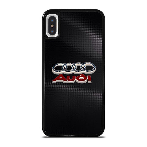 AUDI ICON 3D-iphone-x-case-cover