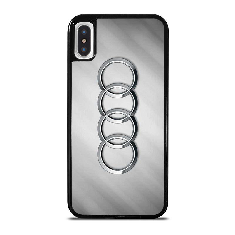 newest c4946 2437b AUDI ICON iPhone X / XS Case Cover - Favocase