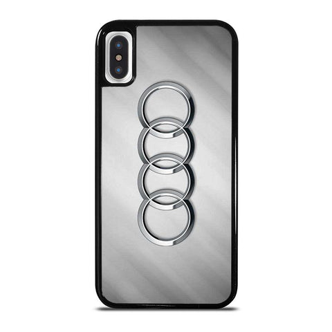 AUDI ICON,-iphone-x-case-cover