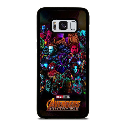 AVENGERS INFINITY WAR 4-samsung-galaxy-S8-case-cover