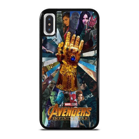 AVENGERS INFINITY WAR 6-iphone-x-case-cover